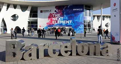 Technik-Highlights des MWC 2017