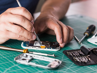 iPhone 5s Home Button Reparatur