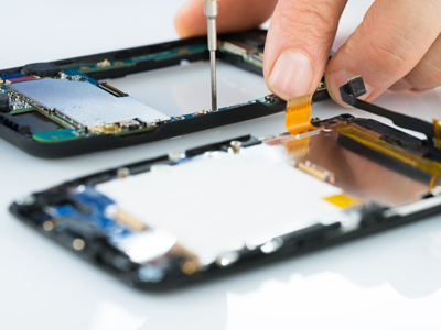 Samsung Galaxy S6 Edge Plus Reparatur