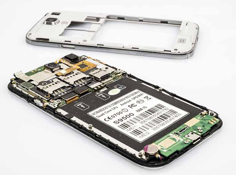 LG G5 selbst reparieren - Anleitung