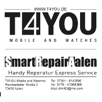T4You Mobile & Watches - Logo