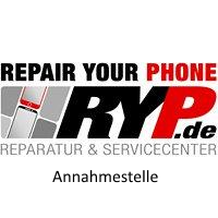 RYP- O2 Shop Wolfsburg-City - Logo