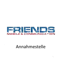 Friends Mobile Severinstraße - Logo