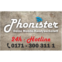Phonister - Logo