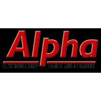 ALPHA Elektronik Shop - Logo