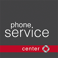 Phone Service Center - Hamburg AEZ - Logo