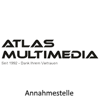 Atlas Multimedia Steglitz - Logo
