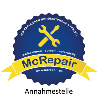 McRepair - Base Shop Riesa - Logo