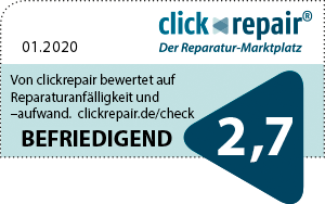 clickrepair Reparatur-Check iPhone 5