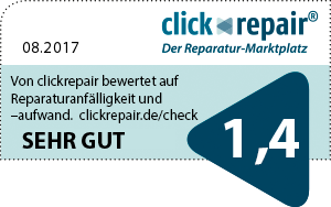 clickrepair Reparatur-Check HTC Desire HD