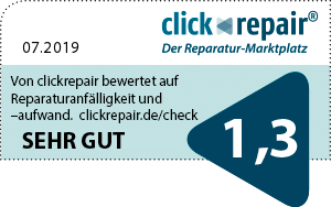 clickrepair Reparatur-Check Lumia 625
