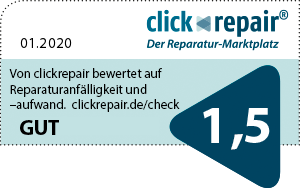 clickrepair Reparatur-Check Galaxy S5
