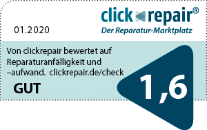 clickrepair Reparatur-Check Galaxy S3 Mini